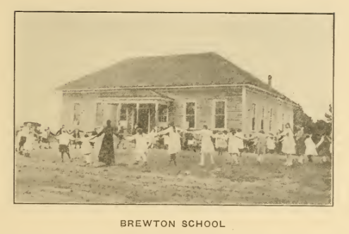 1921 - Brewton school