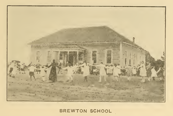 Brewton School saga , Part I: Brewton and her school